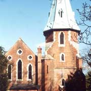St. Mary's, Coppice Row, Theydon Bois