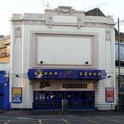 Savoy/Gaumont/Odeon, Lea Bridge Road